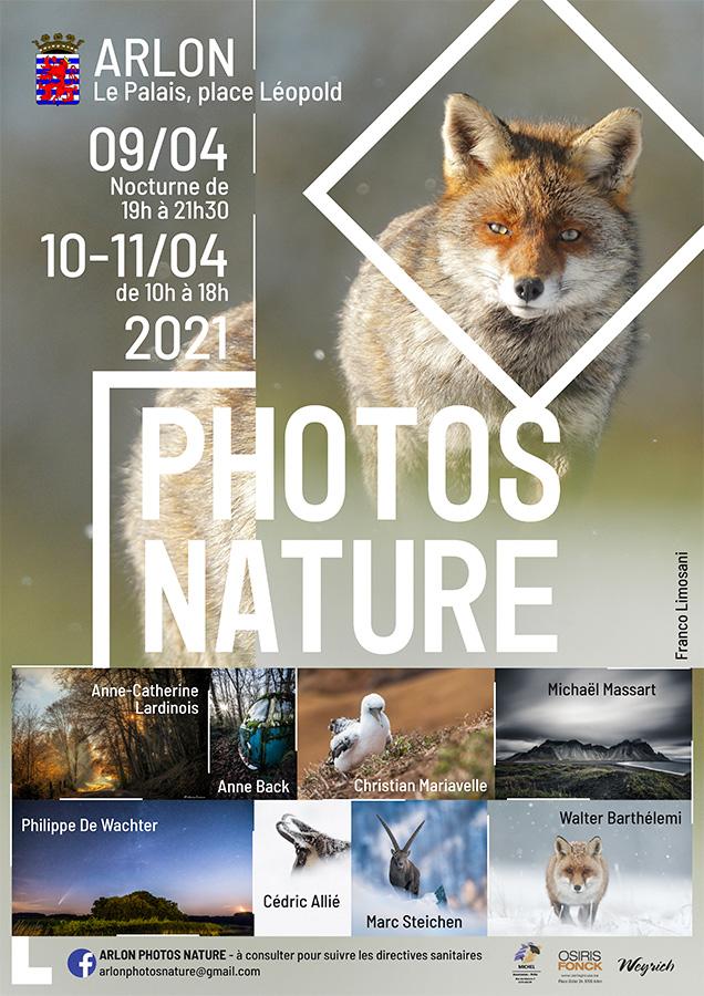 Arlon Photos Nature 2021 Affiche